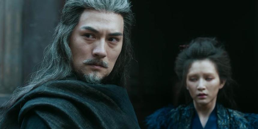 Anh Hùng Xạ Điêu 2021 biến Hoàng Dược Sư thành người chồng bội bạc-5