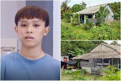 Dân mạng não nề khi ngắm căn nhà xập xệ của Hồ Văn Cường ở quê
