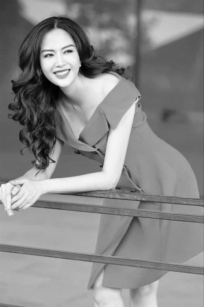 Minh Tiệp giật mình khi thấy bài đăng mới trên Facebook hoa hậu Thu Thủy-2