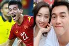 Tiến Linh ghi bàn, bạn gái cũ Hồng Loan có cách ăn mừng gây chú ý