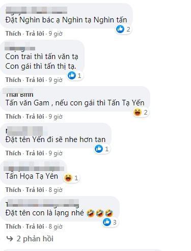 Bố Tấn, mẹ Tạ xin tư vấn đặt tên cho con, cái kết cười sái hàm-3