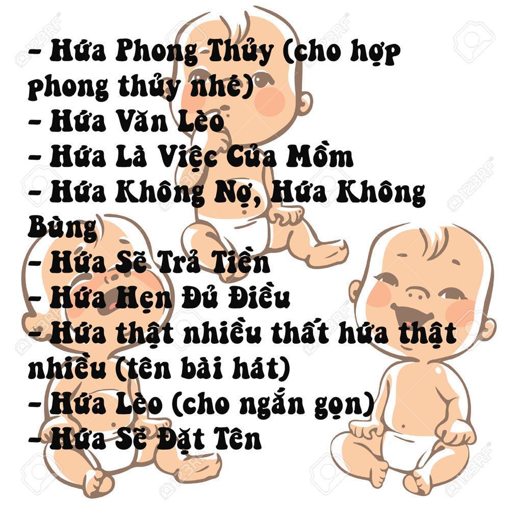Bố Tấn, mẹ Tạ xin tư vấn đặt tên cho con, cái kết cười sái hàm-8
