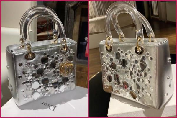 Rich Kid Gia Kỳ bán đấu giá túi Dior độc nhất vô nhị để ủng hộ quỹ vaccine-2