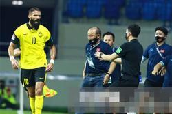 HLV Park Hang Seo bị cấm chỉ đạo trận Việt Nam - UAE ngày 15/6