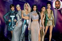 Kanye West hủy theo dõi Kim và cả nhà Kardashian