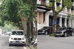 Tìm ra con đường check-in của giới siêu giàu Hà Nội