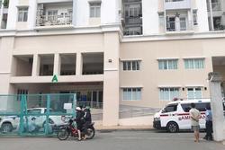 Người phụ nữ rơi từ tầng cao chung cư Thủ Đức House
