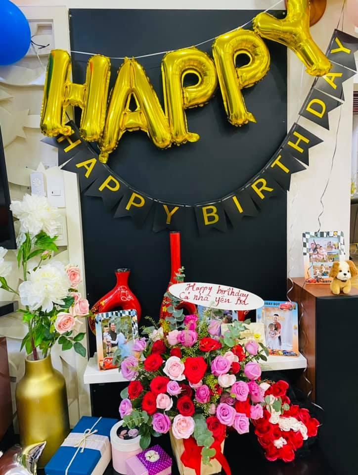 Vy Oanh mừng sinh nhật chồng hoành tráng sau ồn ào zĩ zãng zơ záy-2