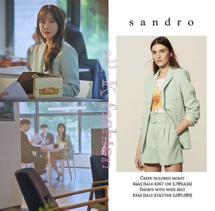 Ác nữ Kim So Yeon phủ kín hàng hiệu trong tập 2 Penthouse 3-8