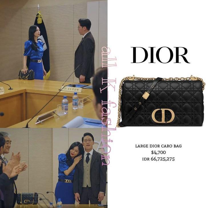 Ác nữ Kim So Yeon phủ kín hàng hiệu trong tập 2 Penthouse 3-2