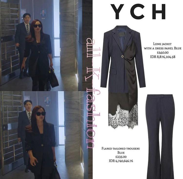 Ác nữ Kim So Yeon phủ kín hàng hiệu trong tập 2 Penthouse 3-6