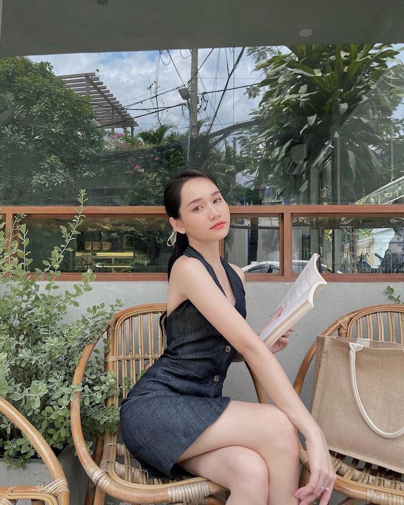 Thiều Bảo Trâm không mặc quần - Đồng Ánh Quỳnh chất phát ngất-8