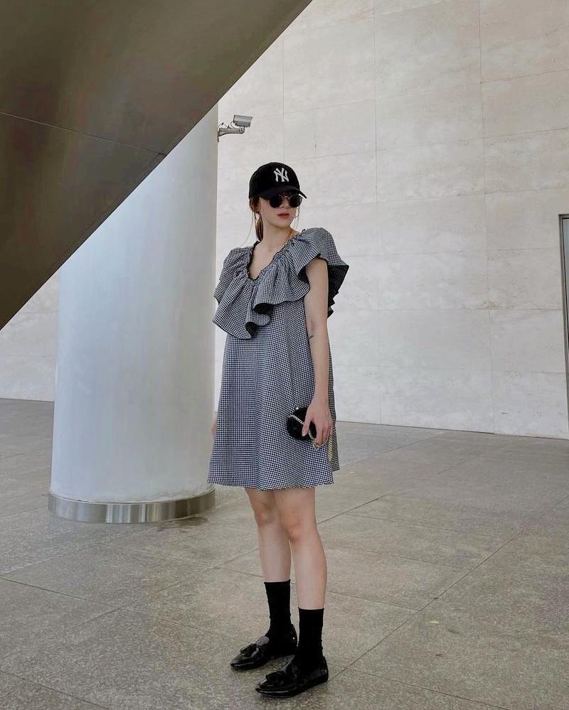 Thiều Bảo Trâm không mặc quần - Đồng Ánh Quỳnh chất phát ngất-9