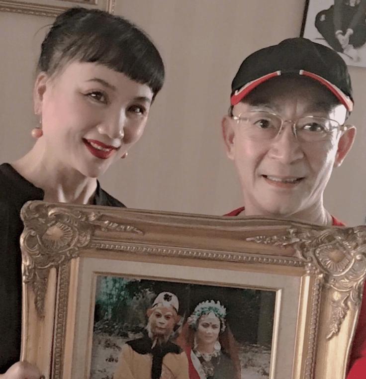 Tôn Ngộ Không Lục Tiểu Linh Đồng kỷ niệm 33 năm ngày cưới-5