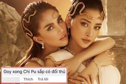 Ngọc Trinh debut thành ca sĩ khiến Chi Pu ngồi không cũng bị dân mạng réo tên