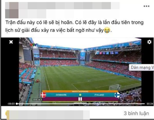 BTV Quang Minh và fans Việt sốc khi cầu thủ nổi tiếng Đan Mạch bị đột quỵ lúc thi đấu-4