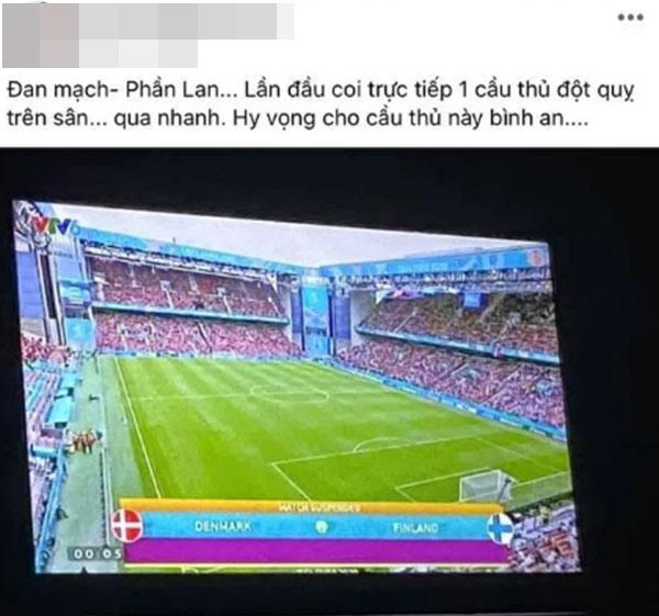 BTV Quang Minh và fans Việt sốc khi cầu thủ nổi tiếng Đan Mạch bị đột quỵ lúc thi đấu-5