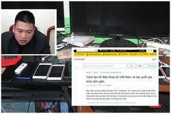 Rộ website hướng dẫn tạo số điện thoại ảo: Dấu hiệu tiếp tay tội phạm