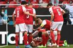 Tình hình sức khỏe cầu thủ Đan Mạch bị đột quỵ lúc thi đấu