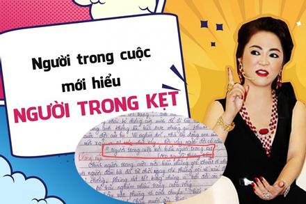 Đưa bà Phương Hằng vào bài văn, học trò nhận kết đắng