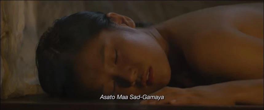 Sốc với cảnh nóng quá bạo liệt, cởi 100% trên màn ảnh phim Việt-7