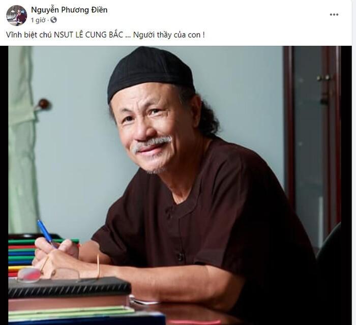 Việt Trinh khóc cạn nước mắt, nghệ sĩ Việt đau buồn khi đạo diễn Lê Cung Bắc qua đời-7