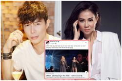 Nathan Lee nhắc lại scandal từng khiến Thu Minh muốn 'quên đi mà sống'