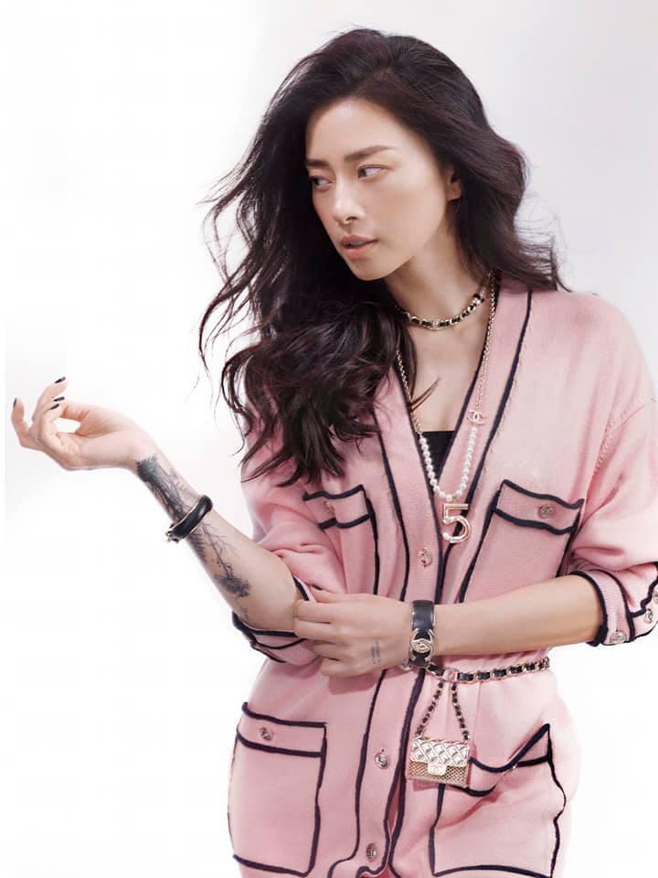 Đụng áo Chanel 60 triệu, Ngô Thanh Vân - Dương Mịch - Jennie mix&match cực gắt-1