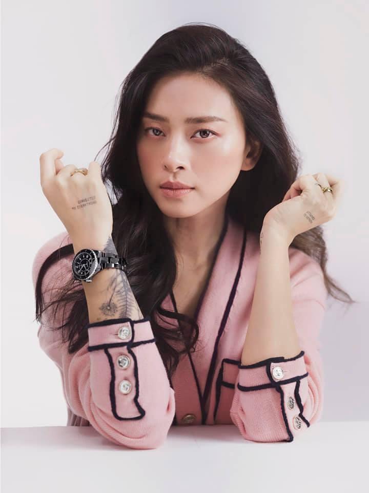 Đụng áo Chanel 60 triệu, Ngô Thanh Vân - Dương Mịch - Jennie mix&match cực gắt-2