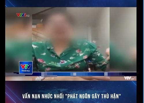 VTV1 cho người mẫu T.K lên sóng, lên án hành vi nói tục chửi bậy-1