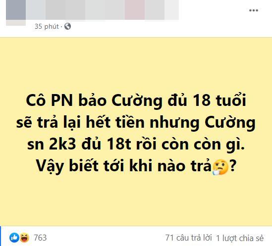 Đã đến lúc Phi Nhung cần trả hết tiền cho Hồ Văn Cường?-3