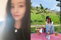'Em gái mưa' Kim So Hyun khoe ảnh ngập sắc hè