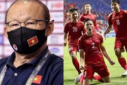 Thầy Park phải thực hiện '5 KHÔNG' trận Việt Nam gặp UAE