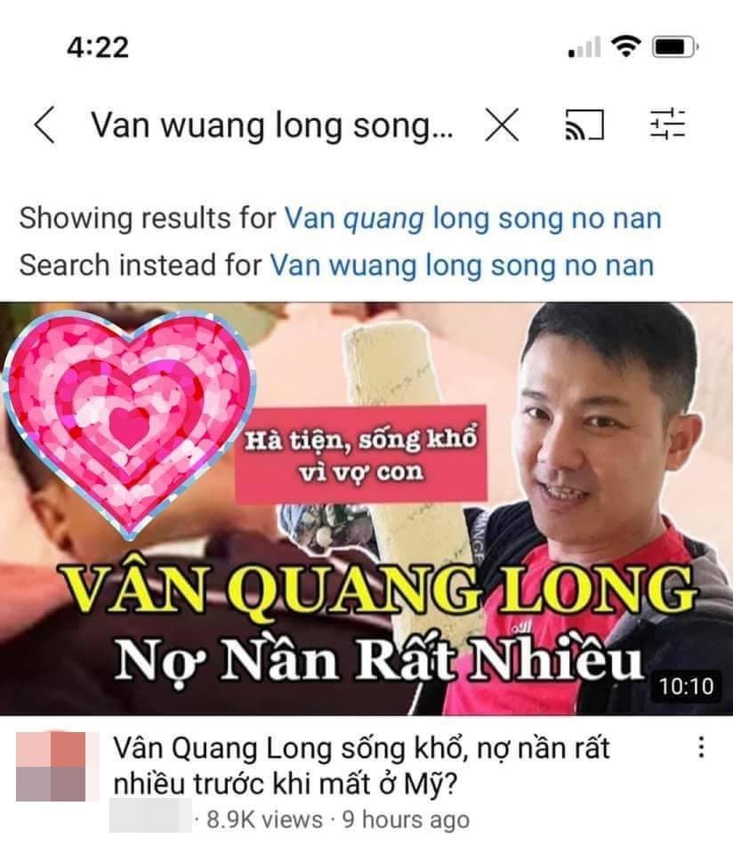 Hàn Thái Tú cầu xin dân mạng buông tha Vân Quang Long-1