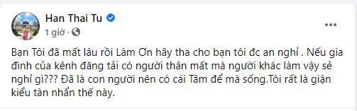 Hàn Thái Tú cầu xin dân mạng buông tha Vân Quang Long-3