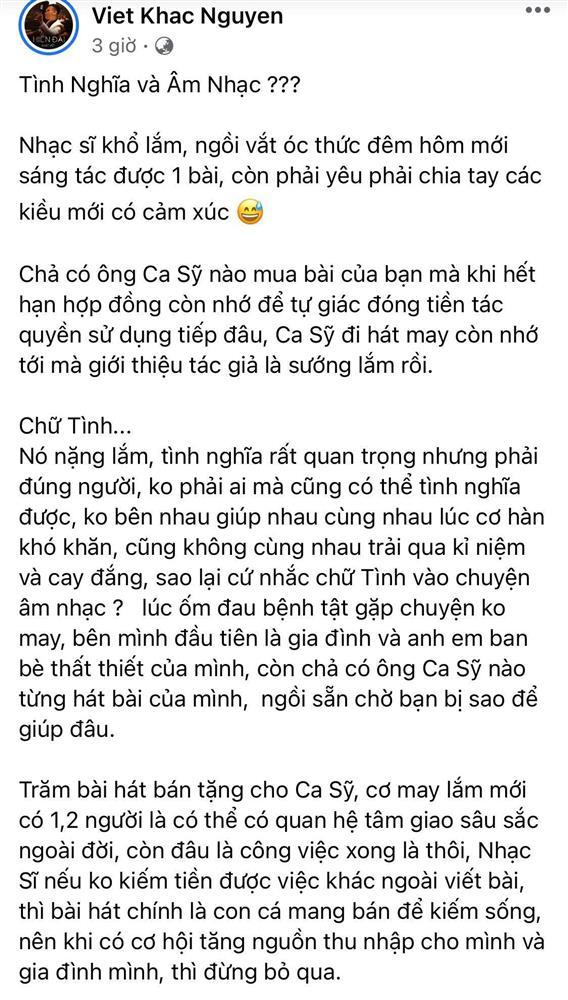 Khắc Việt: Đầy ca sĩ suy nghĩ do tao hát nên bài của mày mới nổi-3