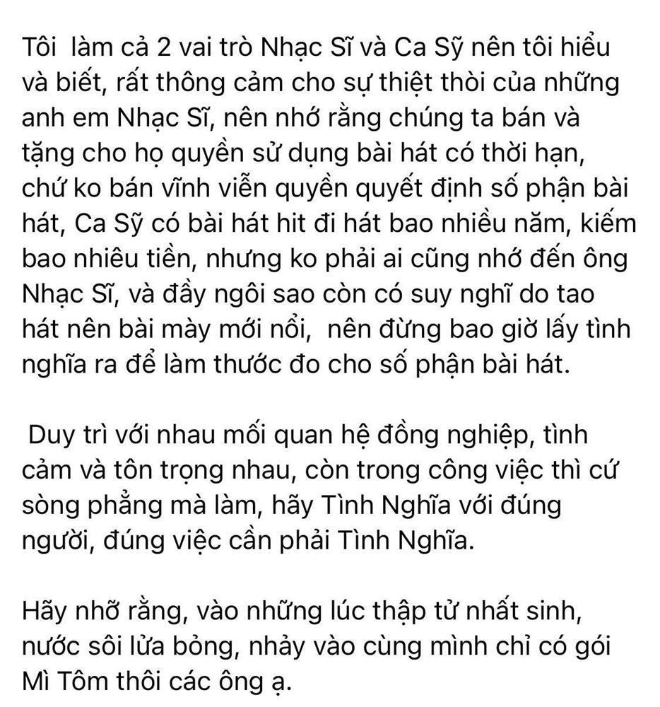 Khắc Việt: Đầy ca sĩ suy nghĩ do tao hát nên bài của mày mới nổi-4