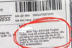 'Thánh săn sale' ghi địa chỉ chuyển hàng khiến shipper chỉ biết cười méo mặt