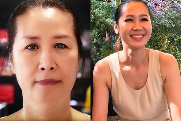 Nhan sắc gây chú ý của mẹ ruột Dương Thùy Linh ở tuổi 62-4
