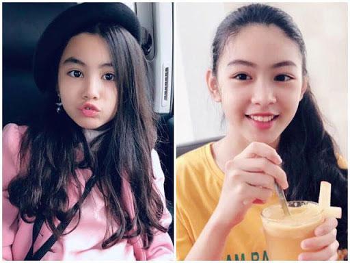 Ngoại hình thay đổi chóng mặt của con gái MC Quyền Linh sau 10 năm-2