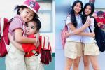 Coi đã đời loạt ảnh đẹp từ nhỏ của 2 ái nữ nhà Quyền Linh-11