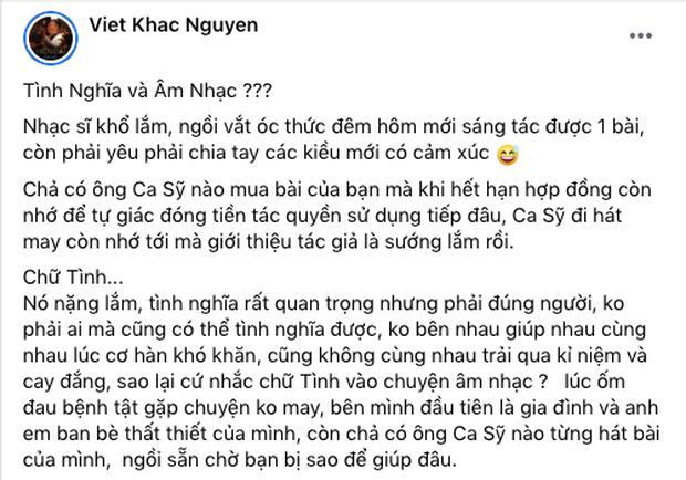 Khắc Việt hoàn tất việc bán đứt hit Cao Thái Sơn cho Nathan Lee?-3