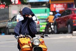 Bắc Bộ đón một tuần nắng nóng, Hà Nội có nơi trên 39 độ