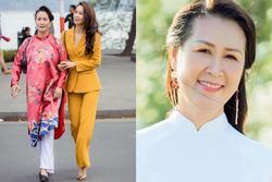 Nhan sắc gây chú ý của mẹ ruột Dương Thùy Linh ở tuổi 62