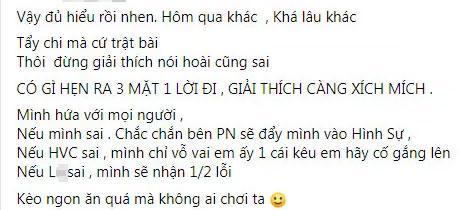 Nhâm Hoàng Khang sẽ báo công an nếu Phi Nhung cấm túc Hồ Văn Cường-3