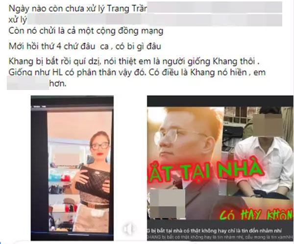 Hacker réo tên Trang Trần, đề nghị cơ quan chức năng xử nghiêm cựu mẫu-1