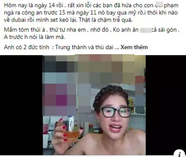 Nhâm Hoàng Khang viết chiến thư, hẹn Trang Trần kết thúc ân oán-2