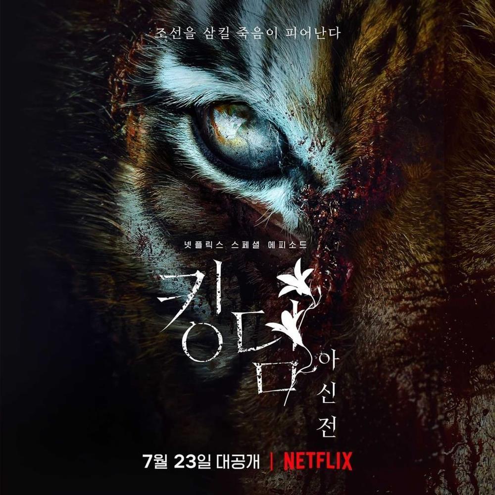 Kingdom: Ashin Of The North của Jeon Ji Hyun tung loạt poster rùng rợn-5