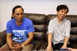 Cha mẹ Hồ Văn Cường: 'Biết khoản tiền nhiều lắm nhưng không rõ bao nhiêu'