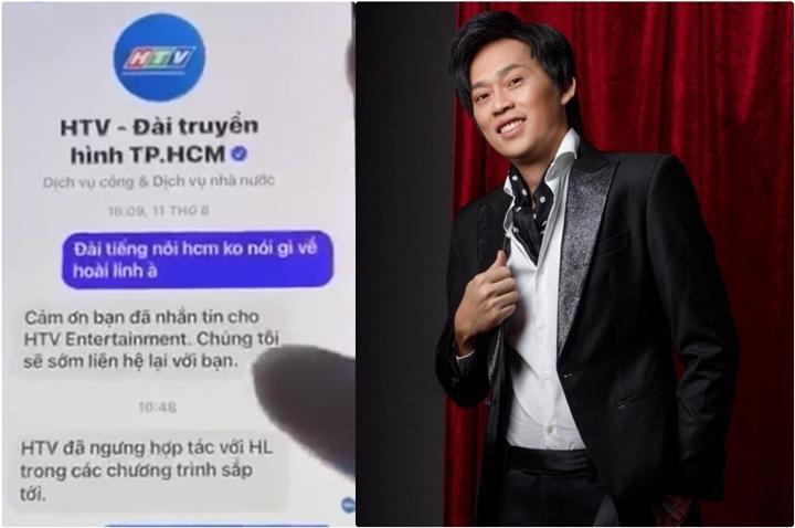 Xôn xao thông tin Hoài Linh bị cấm sóng: Đài HTV nói gì?-1